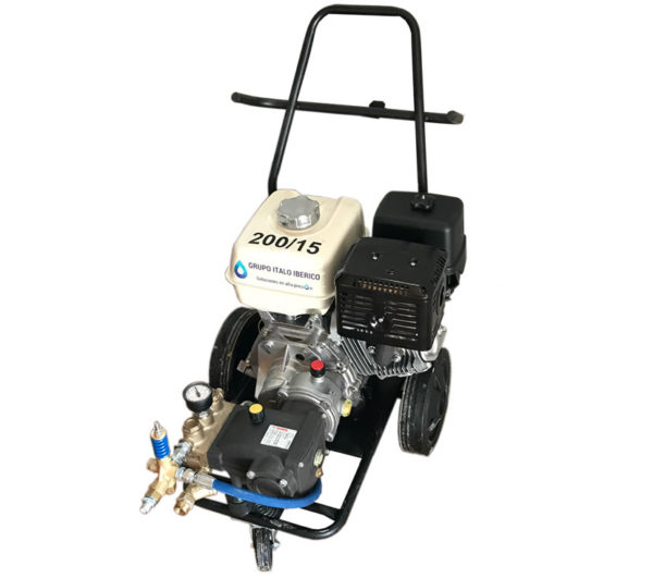 Hidrolimpiadora Motor Gasolina