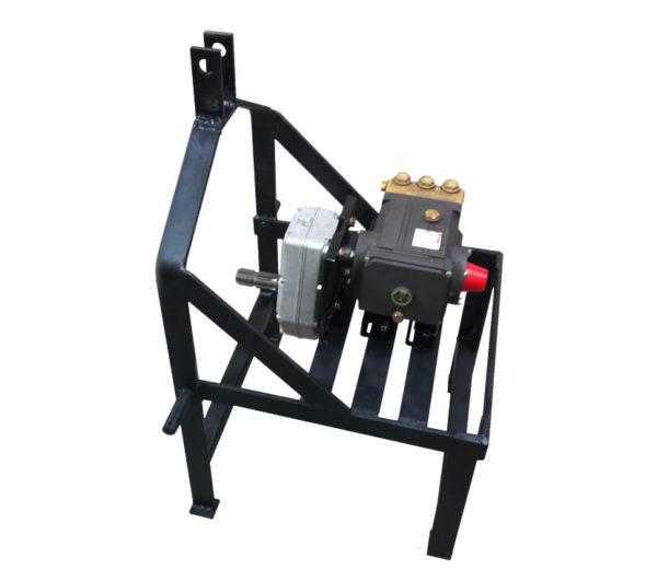 Hidrolimpiadora Profesional de Agua Fría para Tractor