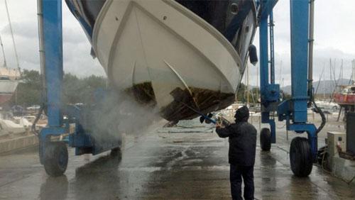 Hidrolimpiadoras Sector Naval