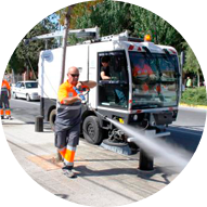 Hidrolimpiadoras para Limpieza Urbana