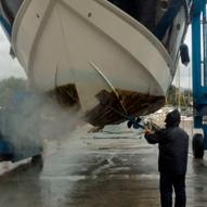 Hidrolimpiadoras para Barcos